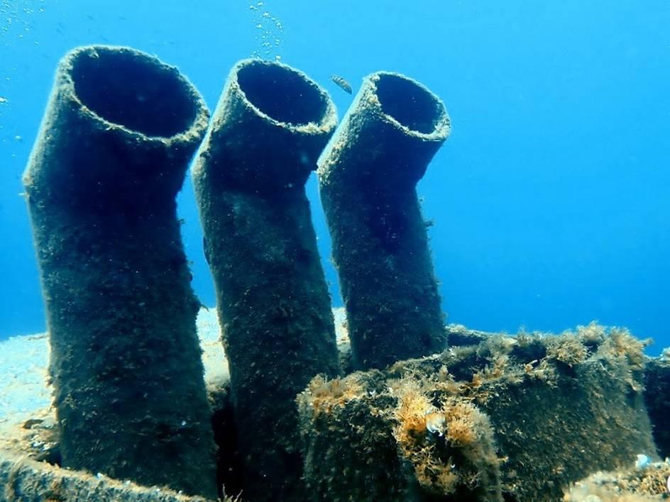 Formation epaves avec bapteme-formation-plongee-malte.fr