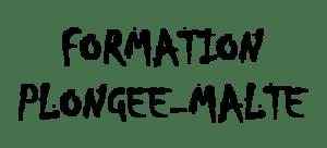 Formation Plongée Malte