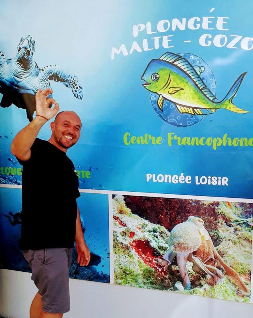 Plongee Malte